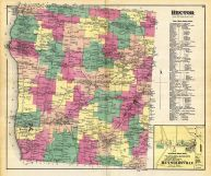 Hector, Reynoldsville, Schuyler County 1874